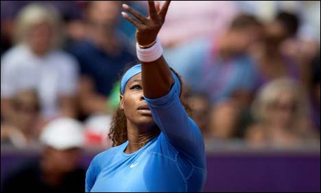 Williams eases into Swedish Open semi-finals