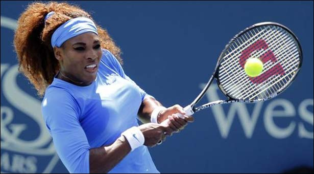 Serena through to quarters in Cincinnati
