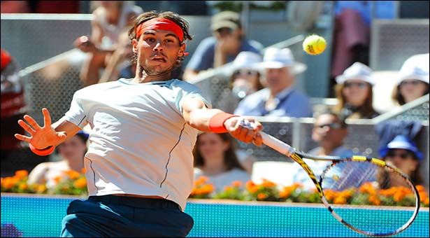 Nadal dumps Wawrinka out of French open to reach semis