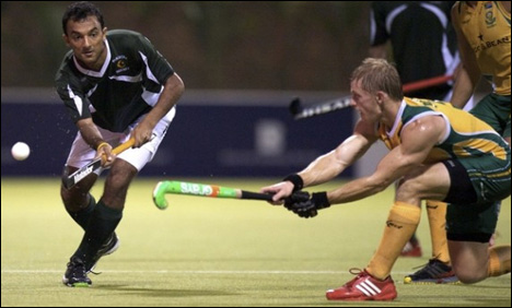 Pakistan beat S.Africa, secure 7th position in World Hockey League