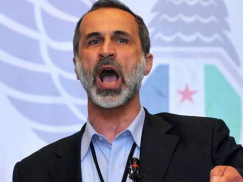 Syria Opp in disarray as head resigns