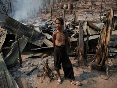Thailand ends search after camp blaze