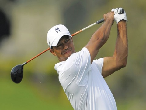 Tiger seizes two stroke lead at Bay Hill
