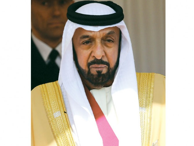 UAE leader starts UK visit clouded by 'torture' claims