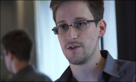 US leaker Snowden charged with espionage: official