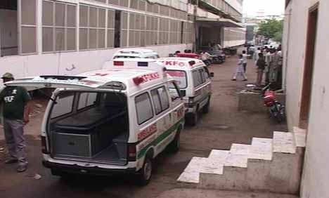 Two more gunned down in Karachi