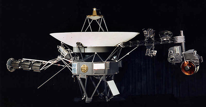 NASA'S VOYAGER 'APPEARS' TO HAVE LEFT SOLAR SYSTEM: STUDY
