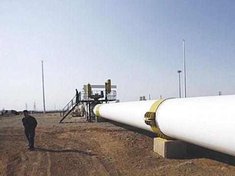 Work on IP gas pipeline likely to begin in a month
