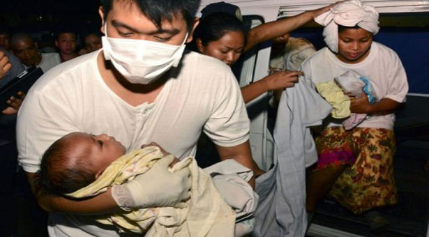 24 dead, hundreds missing in Philippine ferry disaster