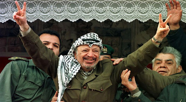Tests point to polonium poisoning in Arafat death