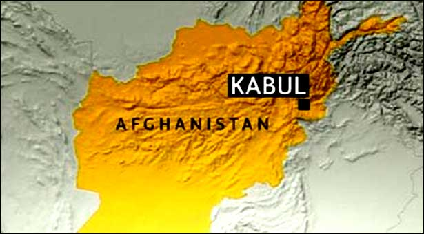 Suicide attackers hit Afghan police compound