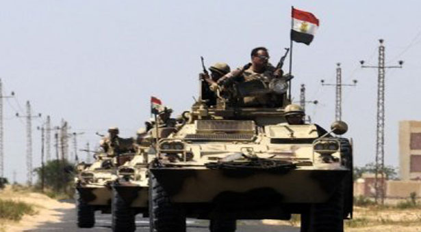 Egypt military chiefs hold crisis talks: source