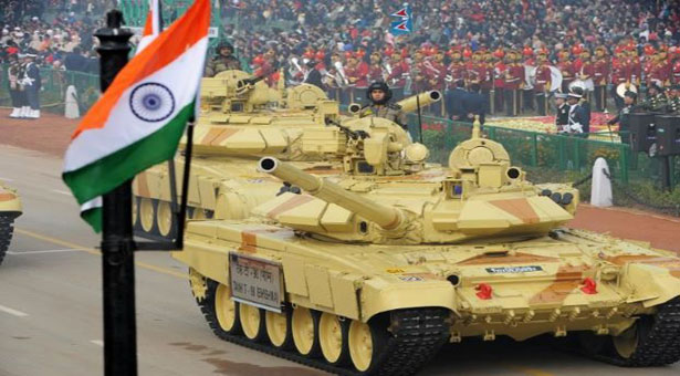 Indian arms imports almost triple China, Pakistan: study